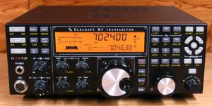 Elecraft K3 and CW